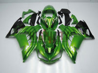 New Fairing Kit ABS Bodywork Cowling fit Kawasaki Ninja ZX14R ZZR1400 06-11
