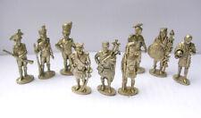 Série Kinder Ferrero metallfiguren Soldat 3 x seriè 50mm Lation