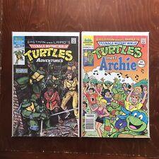 Teenage Mutant Ninja Turtles Adventures #1 (Archie, 1988) Eastman & Laird