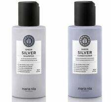 Maria Nila Sheer Silver Shampoo & Conditioner Mini Duo