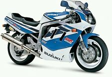 SUZUKI GSXR750M GSXR 750M 1990-1991 PAINTWORK DECAL KIT