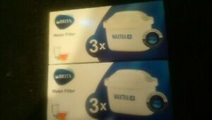 2 BOXS OF BRITA  MAXTRA   WATER FILTERS   3X
