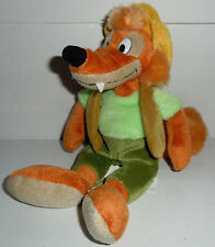 Disney World Exclusive Song of the South Brer Fox Mini Bean Bag-Beanie Toy! Nice