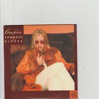 Anastacia-Cowboys & Kisses UK promo cd single.