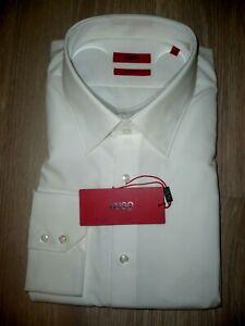 HUGO BOSS  C-Enzo Business Hemd Langarm Gr.46 Weiß