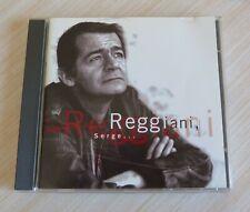 CD ALBUM BEST OF REGGIANI SERGE REGGIANI 18 TITRES 1992 COMPILATION