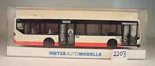 Rietze 1/87 Mercedes O 530 Hamburger Hochbahn AG Linie 112 St.Pauli OVP #2203