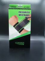 1 X  Professional Pressurized Wristband Sports Bracers Weight Lifting UK SELLER