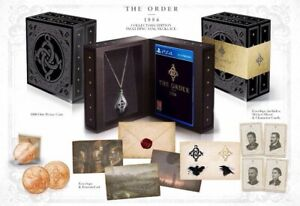 The Order 1886 Blackwater Edition Playstation 4 PS4 New