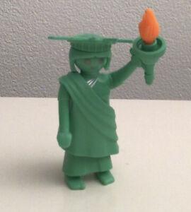 Playmobil Freiheitsstatue Lady Liberty grün mit Fackel, aber ohne Buch