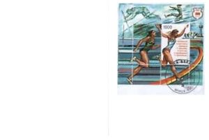 2234 - Belarus - 2001 - Olympic Medalists of Sydney - FDC - Lemberg-Zp