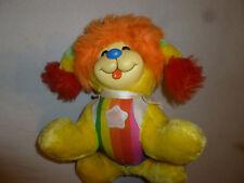 Vintage Rainbow Brite Puppy Dog Plush Hallmark Cards 1983 Mattel Stuffed Animal