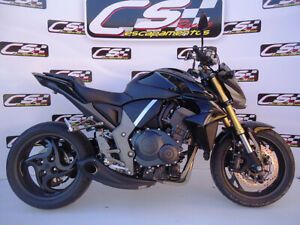 2008-17 Honda CB1000R CS Racing Slip-on Exhaust | Muffler + dB Killer (+4.3hp)