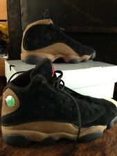 Nike Air Jordan 13 Black/Olive Size UK 8 , EU 42,5