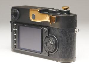 Leica M Monochrom, CCD, schwarz verchromt, 10760