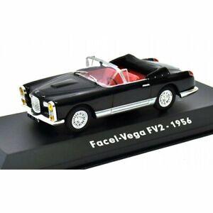 Facel Vega FV2 1956 coche 1:43 diecast Atlas