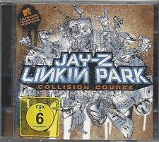 Jay-Z & Linkin Park/Collision Course * NEW CD + DVD * NOUVEAU *