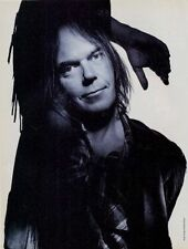 Neil Young 'Keeper Of The Flame' Mojo'  Int. Clipping