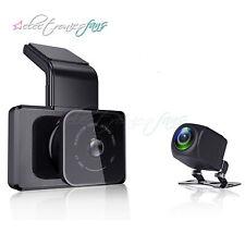 3'' LCD HD GPS WIFI Car DVR Dual Lens Driving Recorder Camera Night Vision
