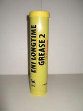 Agip / Eni Longtime Grease 2 – 1 x 400 g Kartusche / Langzeitschmierfett / Fett