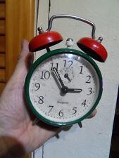 clock desk pendule horloge reveil  alarme de chevet bureau HANGARTER design 70's