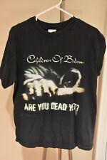 Children of Bodom T-Shirt Size Medium