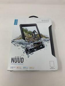 BRAND NEW LifeProof NUUD SERIES iPad Air 2 Waterproof Case - BLACK New