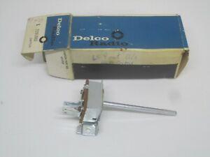 64-65 Pontiac Heater A/C Blower Fan Switch NOS 7290882
