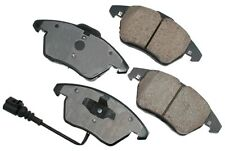 For Audi A3 Quattro VW Eos GTI Golf Jetta Passat Front Disc Brake Pads Akebono