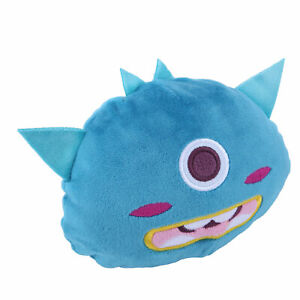 Dog Plush Bouncing Scratching Toy Squeaky Ball Toy Pet Dog Cat Interactive Gift