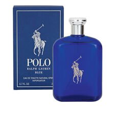 POLO BLUE 125ml EDT Spray Perfume for Men By RALPH LAUREN