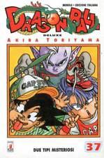manga STAR COMICS DRAGON BALL DELUXE numero 37