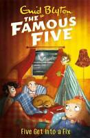 Five Get Into A Fix: Book 17 (Famous Five), Blyton, Enid, New,