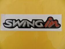 Emblem Schrift SWINGin Corsa A ORIGINAL OPEL  171362