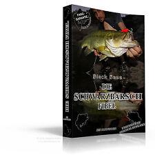Black bass la schwarzbarsch McGuffey libro ebook angel solucionador de problemas con captura-garantía!