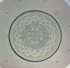 Flexible Resin Or Chocolate Mold Sacred Geometry Celtic