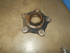 honda shadow vt800 vt700c 800 700 rear back wheel spline drive flange 1986 1987