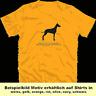 Siehst Du mich mal ohne Leine brauchst Du Mut und schnelle Hunde T-Shirt S-XXXL
