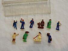 Preiser - Figuren - H0 - 10 x - gebraucht - 1 Figur ohne Standfüsse  (A26)