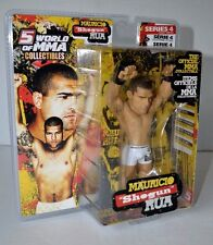 "Round 5 - UFC World of Champions ""Shogun"" MAURICIO RUA Series 4 UFC CHAMPION"