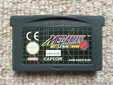 MegaMan Battle Network - chariot uniquement Game Boy Advance GBA
