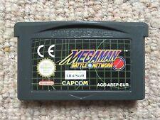 Megaman Battle Network - Cart Only Game Boy Advance GBA