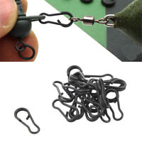 Fishing Swivels End Tackle Carp Quick Change Links Rig Rings Useful Links