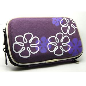 Hard Carry Case Bag Protector For Storejet Transcend 25F Portable Hard250Gb_SE