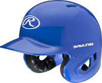 Rawlings S80X1AM-MDG-90 Large Mens Green 80 MPH Batting Helmet Baseball Batters