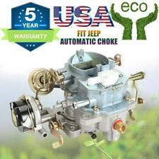 carburetor for jeep 2barrel bbd 6cyl 4 2l 258cu engine carb type amc oem  replace