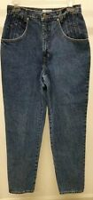 NWT French Dressing Jeanswear Paris Women's Blue High Rise Relaxed Jeans Sz: 8