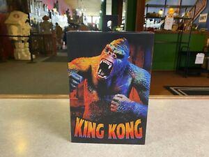 "NECA Toys King Kong Illustrated Version 7"" Action Figure NIB"