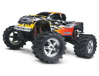 Traxxas 1/10 T-Maxx 2.5 * DISRUPTOR PAINTED BODY - LID COVER * 4912
