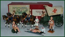 "Trophy of Wales ""RAMC Horse Drawn Ambulance"" *Floca Collection/AA-10505"